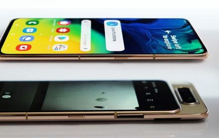 Samsung Galaxy A80 – telefon sa rotirajućom kamerom