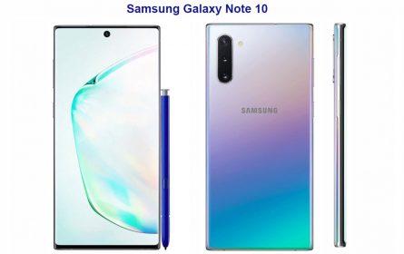 Samsung Galaxy Note 10 5G sa 12 GB RAM-a i 1 TB memorije?
