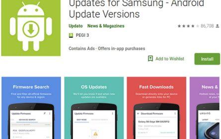 Samsung update app – lažna aplikacija koju je preuzelo 10 miliona korisnika