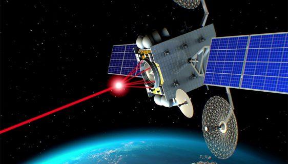 Pretvaranje solarne energije u lasersko oružje