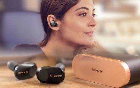 Sony WF-1000XM3 - bežične slušalice s potiskivanjem buke