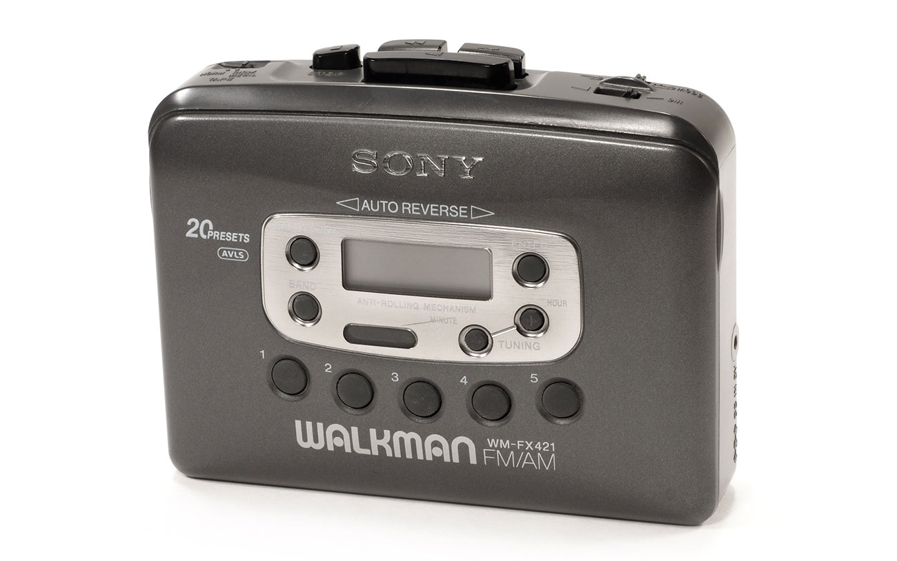 Legendarni Walkman slavi 40. rođendan