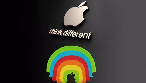 Apple gricnutu jabuku vraća korijenima
