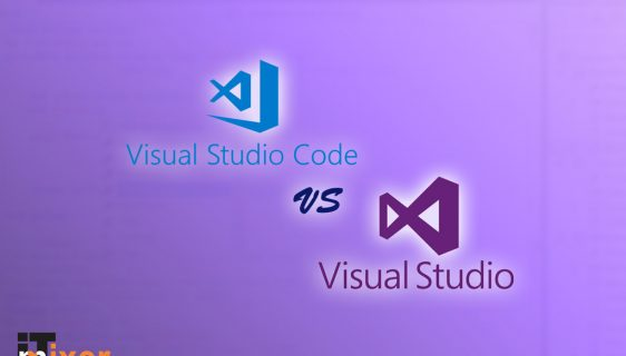 Visual Studio Code vs Visual Studio - koja je rauzlika
