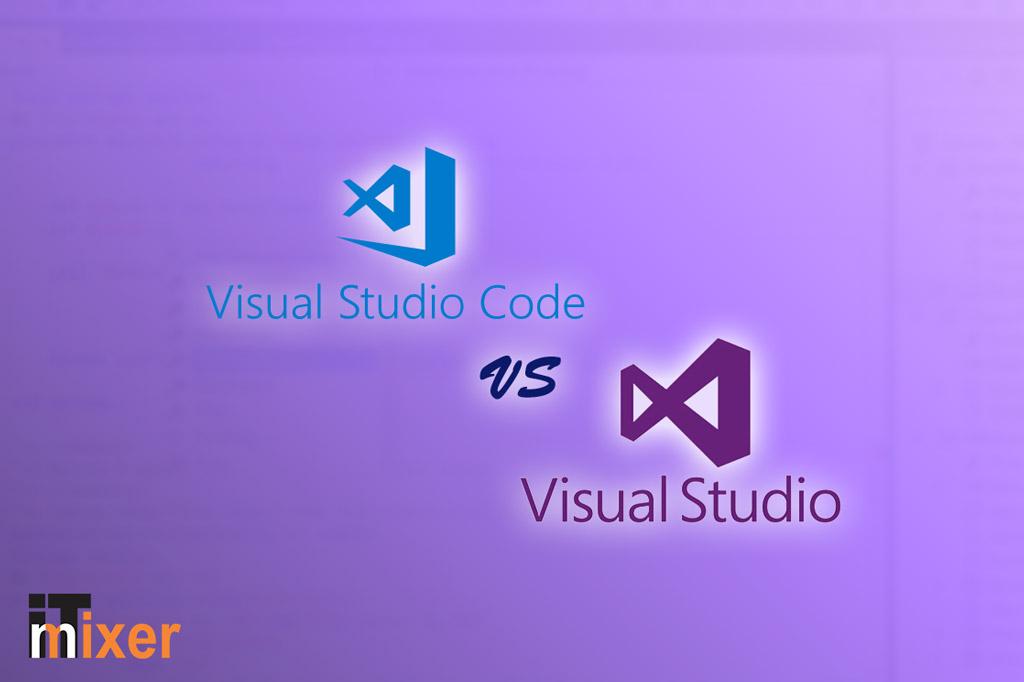 Visual Studio Code vs Visual Studio - koja je rauzlika