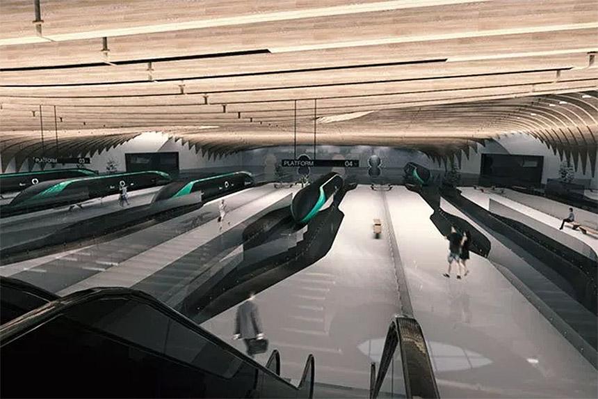 Hyperloop: od bitke za brzinu do stanica budućnosti