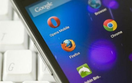 Android pretraživač