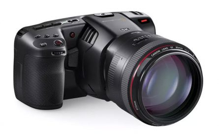 Blackmagic PoK Cinema Camera 6K