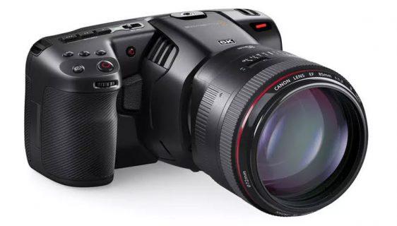 Blackmagic PoK Cinema Camera 6K