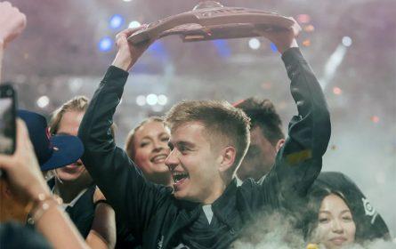 Danac Sundstein sa timom OG pobjedom na The International 2019 zaradio više nego Đoković osvajanjem Vimbdona