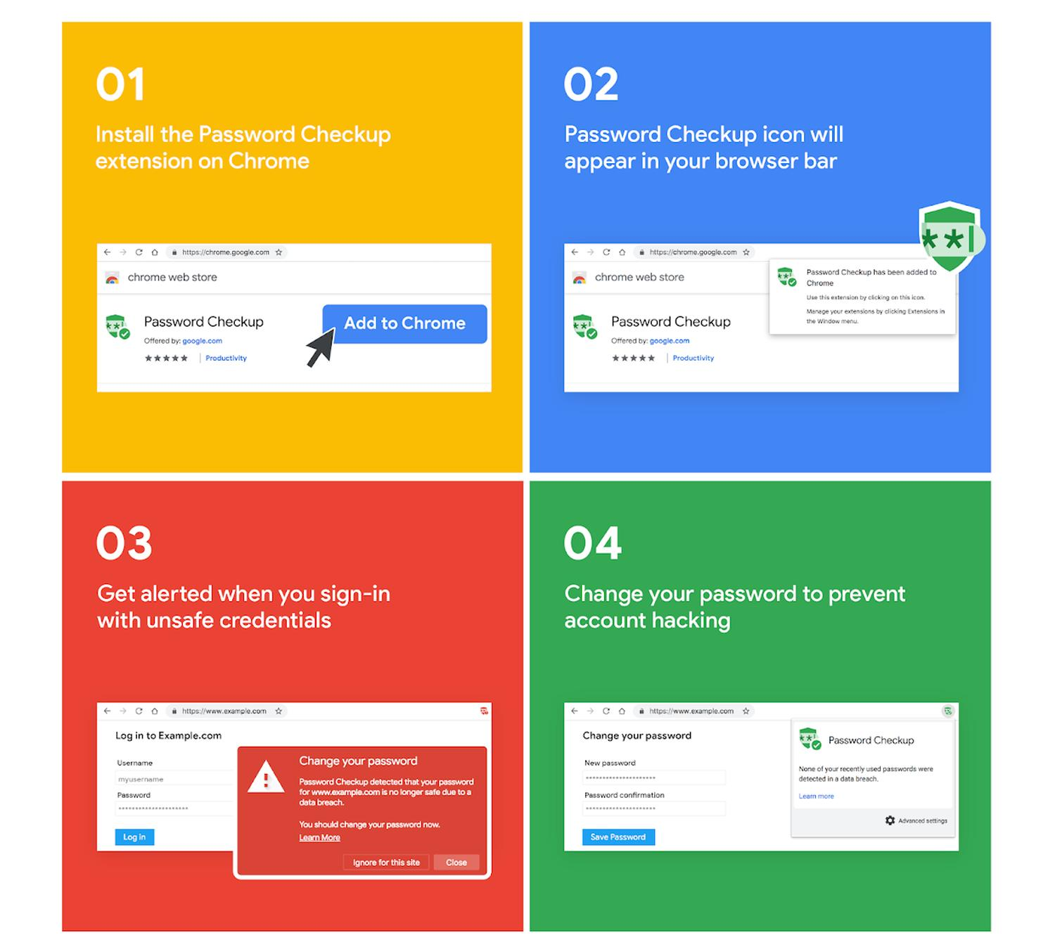 Google Chrome Password Checkup - Provjerite da li vam je lozinka na internetu sigurna
