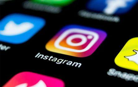 Instagram ilustracija