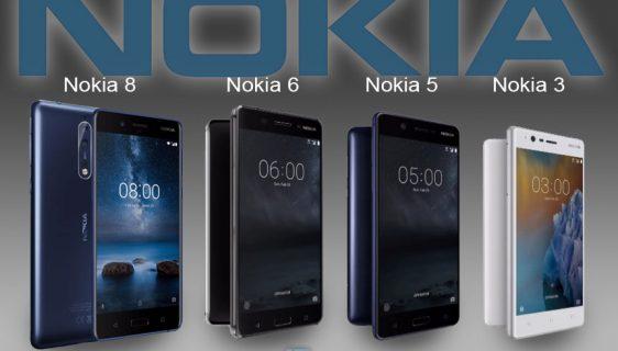 HMD Global produžava softversku podršku za modele Nokia 3, 5, 6 i 8