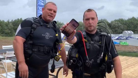 Pronašli iPhone X na dnu jezera