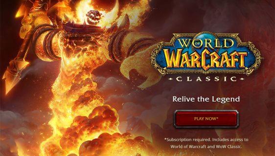 Izašao World of Warcraft Classic - Preko milion gledalaca, serveri na izdisaju