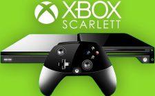 Xbox Scarlett konzola