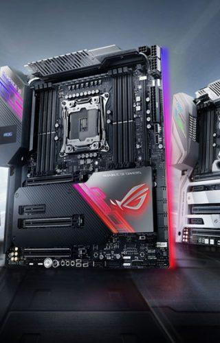 ASUS predstavio nove Intel matične ploče sa X299 čipsetom