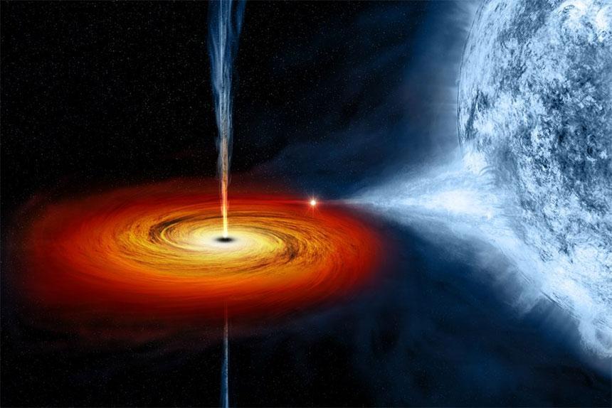 Njemački naučnici otkrili najtežu crnu rupu na svijetu