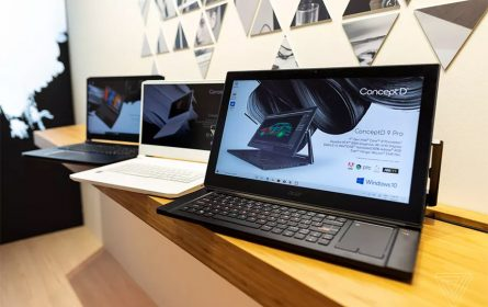 Acer ConceptD laptop za kreativce
