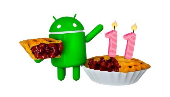 Android 11. rođendan
