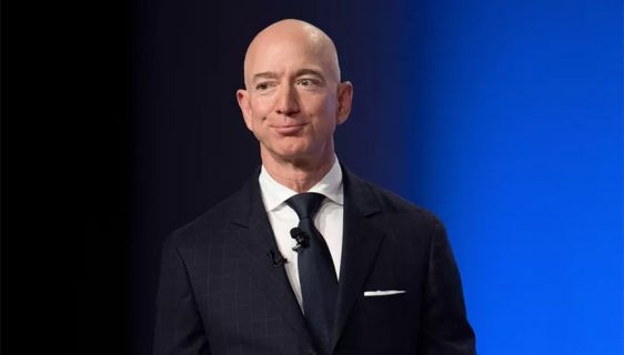 Džef Bezos (Foto: Jim Watson / AFP/Getty Images)