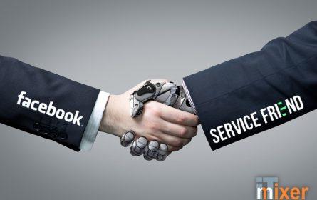 Facebook kupio izraelski startap Servicefriend - firmu koja pravi botove