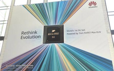 Huawei IFA 2019 bilbord potvrdio Kirin 990