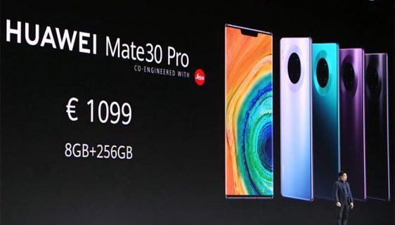 Huawei zvanično predstavio tri nova uređaja iz Mate 30 linije koji ne podržavaju Google servise