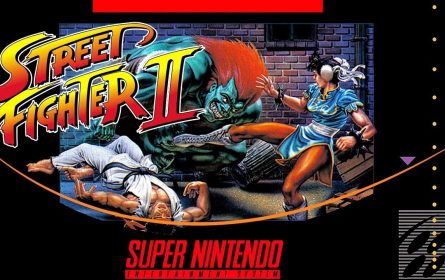Igra STREET FIGHTER II: World Warrior