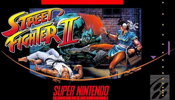 Igra STREET FIGHTER II: World Warrior