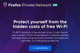 Mozilla VPN - Firefox Private Netvork
