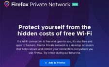 Mozilla VPN - Firefox Private Netvork