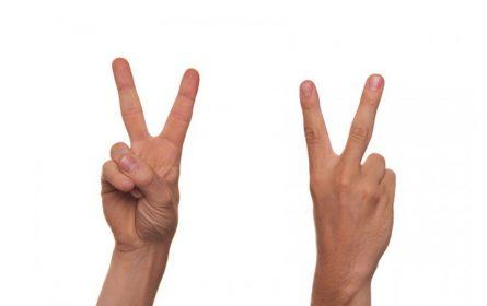 Ne fotografišite okrenute prste, hakeri vam mogu uzeti otiske prstiju