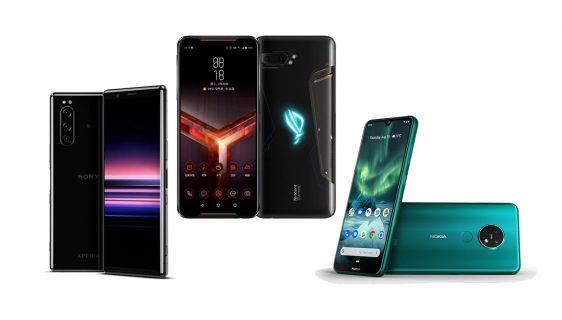 Rezultati ankete: ROG Phone II, Xperia 5 i Nokia 7.2 najbolji na IFA2019