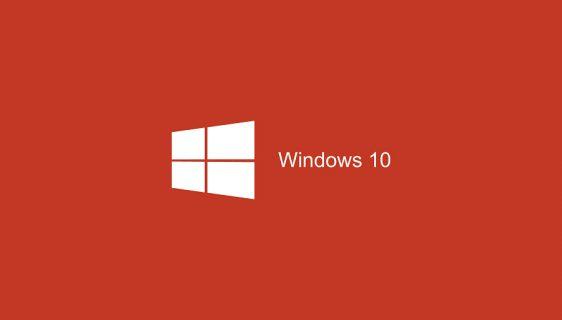 Windows 10 crveni i narandzasti ekran (ilustracija)