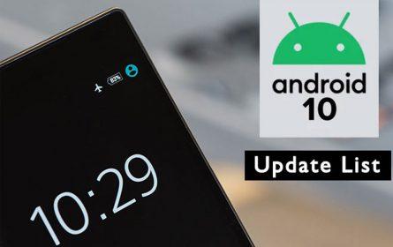 Kad da očekujete Android 10 na vašim telefonima
