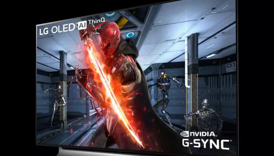 LG OLED televizori dobijaju Nvidia G-Sync kompatibilan za igranje na velikom ekranu