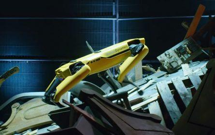 Zastrašujućeg psa-robota Spot-a puštaju iz labaratorije u stvarni svijet