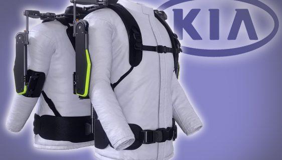 Kia razvila VEX – robotski prsluk za lakši rad u proizvodnji