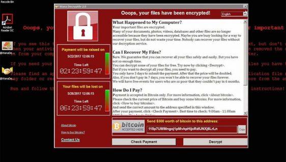 Ransomware WannaCry - ako vam se desi ne plaćajte otkupninu