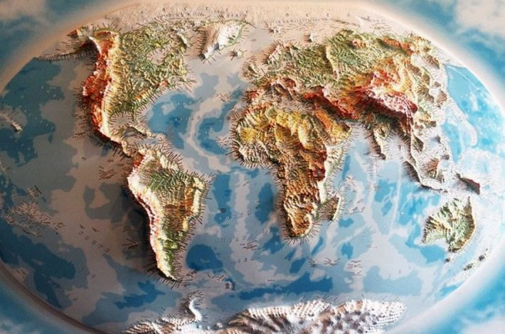 Naučnici žele da naprave 3D kartu Zemlje prije nego što je klimatske promjene unište