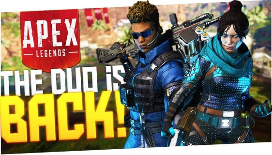 Apex Legends duos mod