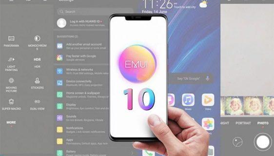 EMUI 10 stigao na Huawei Mate 20 pro