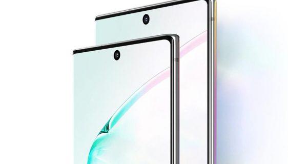 Galaxy Note 10 serija telefona