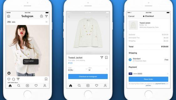 Instagram Checkout – Aplikacija u kojoj možete da probate proizvod prije kupovine
