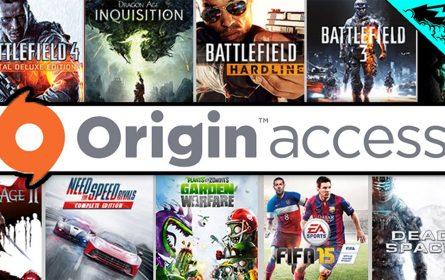 Origin access pretplata