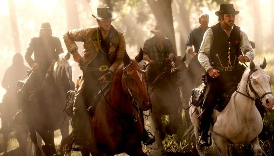 Red Ded Redemption 2 - RDR2 za PC