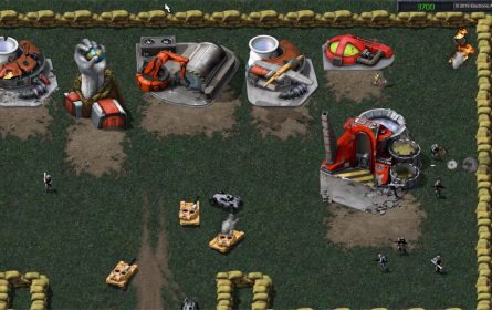 Remaster Command & Conquer