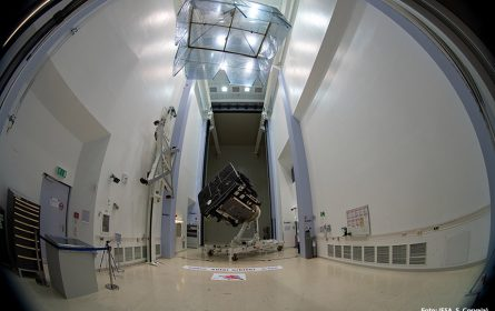 Solarni orbiter (Foto: ESA)