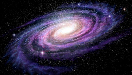Spiralna galaksija